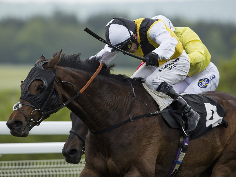 1Pt Win Quest For More @5/1, 0.5Pts EW Vive Ma Fille @20/1, Qatar Goodwood Cup